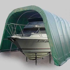 Zelte für Motorboote und Motorräder
