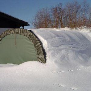 Schutz im Winter