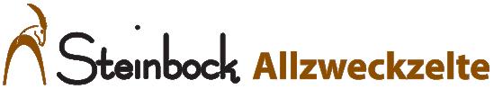 Steinbock Allzweckzelte Logo