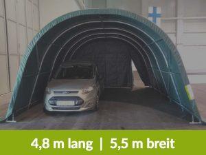 Steinbock Zelte Garagenzelte