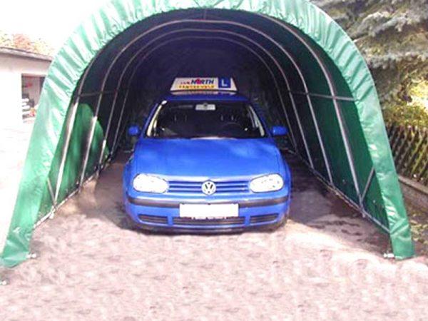 Steinbock Garagenzelt für 1 PKW