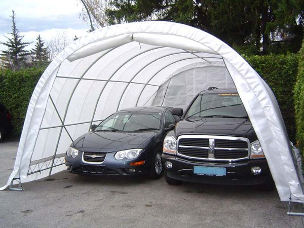 Garagenzelt für 2 PKWs