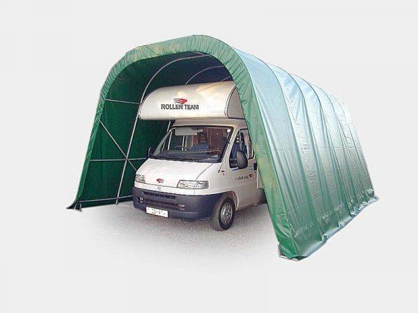 Garagenzelt für Wohnmobil oder Wohnwagen