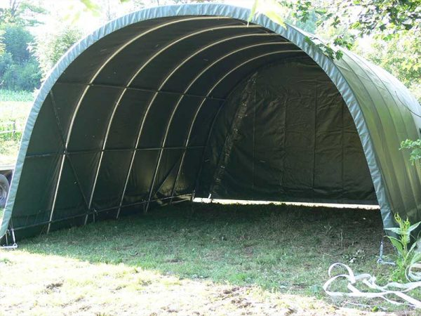 Steinbock Zelte Weidezelte