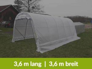 Steinbock Zelte Gewächshauszelten